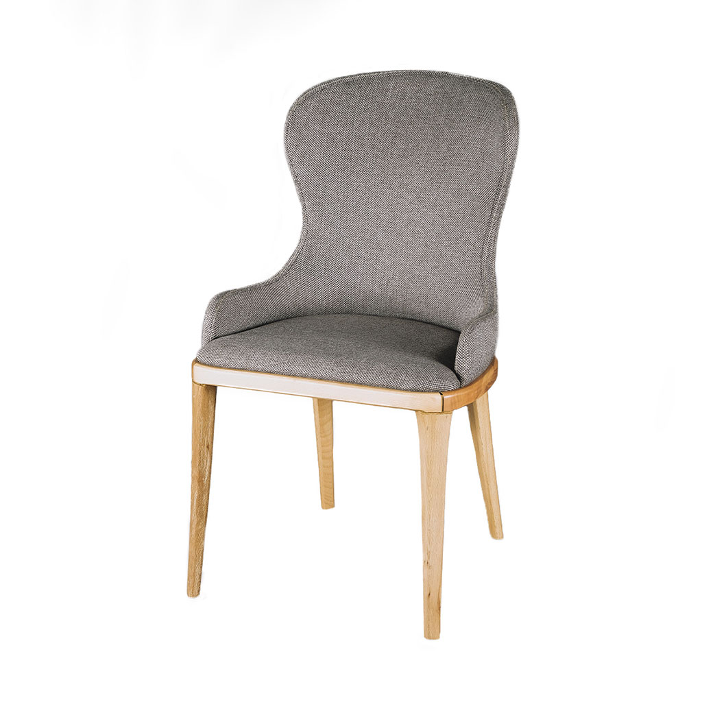 A Modern Dining Room Table Chair After Clipping Path Services